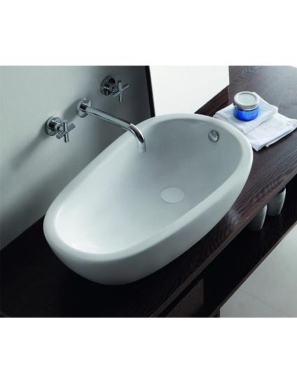 burgtal design keramik aufsatz waschbecken waschschale. Black Bedroom Furniture Sets. Home Design Ideas
